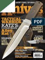 5. Knives Illustrated - September, October 2015