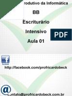 Sgc Bb 2015 Escriturario Dominio Produtivo Informatica 01 a 10