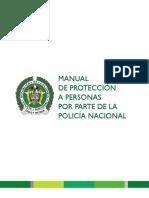 Manual Colombiano de Proteccion Policial a Vip