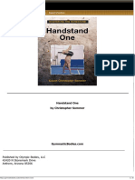 HandStand ONE