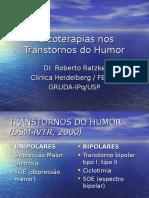 Psicoterapias nos Transtornos do Humor[1].ppt