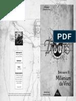 Trinites-Codex Da Vinci-Breviaires III a XI