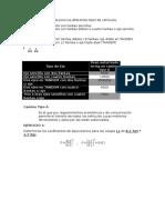 Disposición Autorizada Para Los Diferentes Tipos de Vehículos
