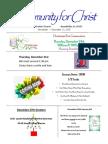 Mini Newsletter 129