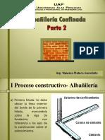 Tema 13 Sesion 2 Albañileria Confinado
