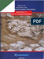 Rocas Ornamentales en El Perú - Mercados y Perspectivas