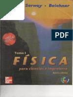 Fisica de Serway 5 Edicion Tomo i - Mecánica