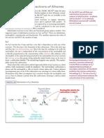 MCAT Organic Chemistry 2.7 Appendix