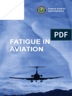 Fatigue cockpit flying