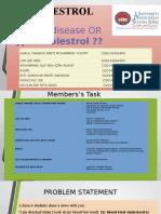 cholestrol group a