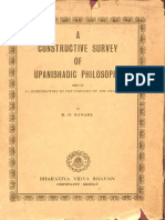 A Constructive Survey of Upanishadic Philosophy - R.D. Ranade_Part1.pdf