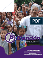 Plan de Gobierno Jose Blandon c Media