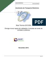 CTe Nota Tecnica 2015 004