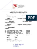 Laboratorio Grupal Nº. 3 - Informe Técnico