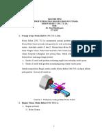 Prinsip Kerja Dan Bagian Bagian Utama Mesin Bubut Cnc Tu 2a