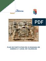 PLAN DE PARTICIPACIÓN VALDEOLEA