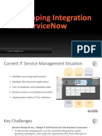 1E Shopping Integration with ServiceNow