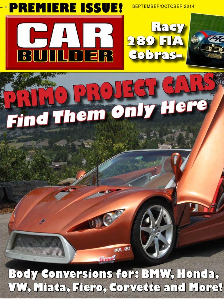 Car Builder Magazine September 201 Transmission Mechanics Lincoln Ls V8the Fuse Box On The Passenger Sidediagram Automobiles