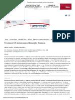 Treatment of Autoimmune Hemolytic Anemias _ Haematologica