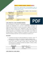 Infracciones y Sanciones Tributarias Art 177 Gabcdefgh