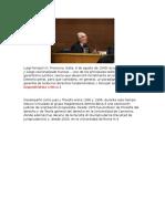 Tendencias de Autores de Filosofia Del Derecho