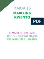Maikling Kwento (Pamamanhikan)