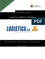 Gobierno Corporativo Logística S.a.