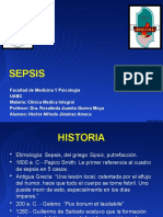 Clinica Medica Integral - Sepsis