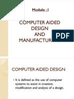 CAD 1st Module