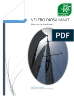 Informe Actividad 2015, Diosa Maat
