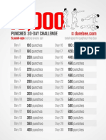 10K Punches Challenge