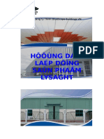 Erection Guideline - Lysaght Kliplok 406