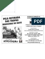 Atividade de Formação JR-IRJ - São Paulo