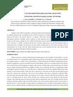 1. Comp-Enhanced Multi-transmitter Based -j Swetha , Dr. g. n. Swamy