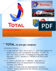a study on total oil and gas
