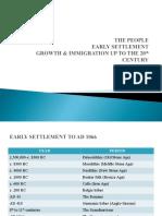 British Clture & civilization - historical reference framework 3
