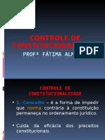 controle de constitucionalidade 02 (fap).ppt
