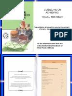 Halal Executive Responsibility Audit Business