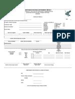 Formato Orden Trabajo Imprenta