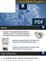 Social Media Analytics by Abu Yousuf