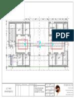 Basement Level 2 Ceiling Pln