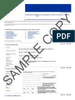 AY2015-2016 International Application Form (SAMPLE)