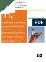 HP Allianz Case Study