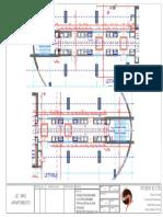 Typical Retail Floor Reflected Ceiling -Corridor Pln