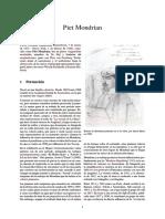 Piet Mondrian - WES
