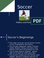 soccer pp for PE class 12