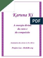Karuna Ki i, II e Iiia - 02042015