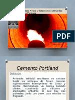 UTN FRM Cemento Portland - 2015