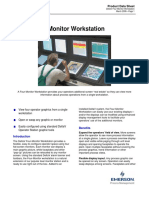 PDS 4 Monitor Wrksta