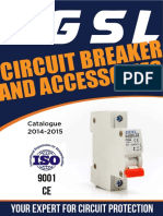 Circuit Breakers PDF (CGSL Brochure)
